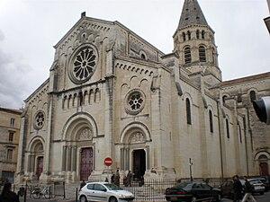 Charles-Auguste Questel - Saint Paul Church, Nîmes, 1835-1849