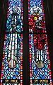 Saint Anthony of Padua Catholic Church (Dayton, Ohio) - stained glass, Sts. Peter & Paul.JPG