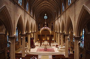 St. Joseph Cathedral (Columbus, Ohio) - Interior