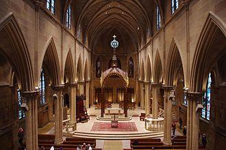 St. Joseph Cathedral (Columbus, Ohio) - Interior