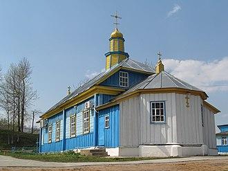 Krychaw - Saint Nicholas church