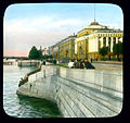 Saint Petersburg Neva Embankment, in front of the Admiralty Building.jpg