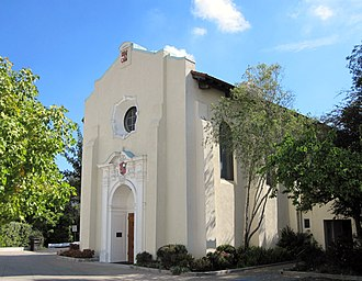 Harvard-Westlake School - Saint Saviour's Chapel