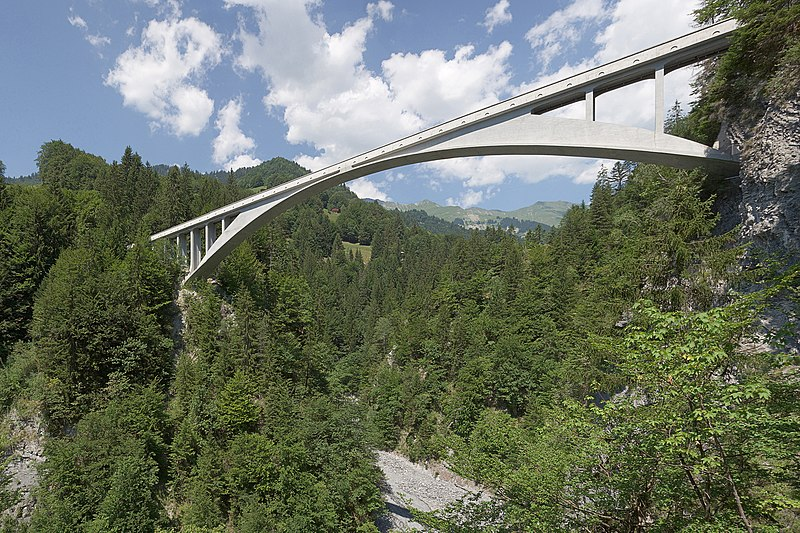 Bridge in Switzerland