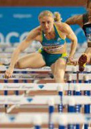 Concerns and controversies over the 2010 Commonwealth Games - Pearson won the 100m sprint before being disqualified.