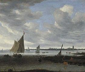View near Dordrecht