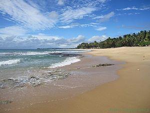 Sambava - Sambava Beach