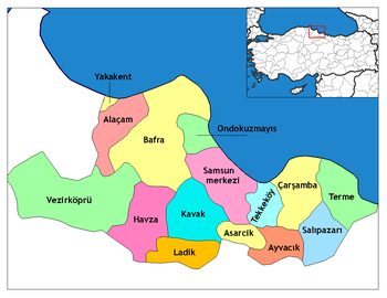 Samsun districts.png