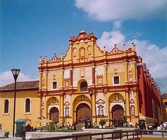 Roman Catholic Diocese of San Cristóbal de Las Casas - Catedral de San Cristóbal
