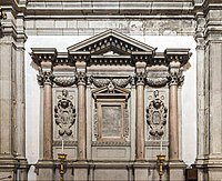 San Francesco della Vigna (Venice) - Choir - Monument to Andrea Gritti.jpg