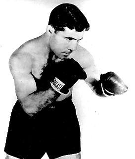 Baltasar Sangchili Spanish boxer (1911-1992)