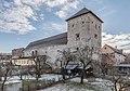 Sankt Veit an der Glan Burggasse 9 Herzogsburg NO-Ansicht 14122016 5683.jpg