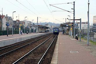 Sannois - Sannois railway station