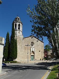 cultural property in Banyoles, Spain