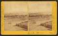 Santa Fe, N.E. view, by Brown, William Henry, 1928-.png