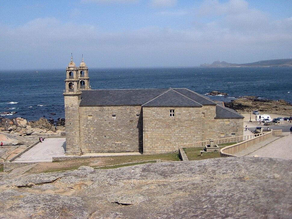 Santuario da Virxe da Barca en Muxía