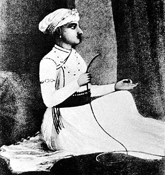 Nawabs of Bengal and Murshidabad - Image: Sarfaraz Khan