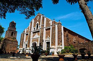 Sarrat - Image: Sarrat Church Sarrat, Ilocos Norte