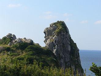 Iki Island - Saruiwa of Iki Island