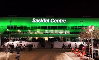 SaskTel Centre Multi-use indoor arena in Saskatoon, Saskatchewan