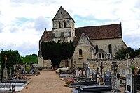 Sazilly (Indre et Loire, France) - Church of Saint Hilaire.jpg