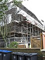 Scaffolding in Tennyson Road - geograph.org.uk - 1769241.jpg