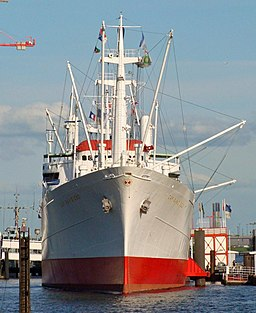 Schiff ahoi Cap San Diego