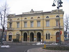 Le centre culturel