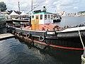 Schlepper Jonny, (Flensburg 29 Juli 2015), Bild 02.jpg