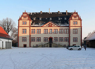 Salzgitter Place in Lower Saxony, Germany