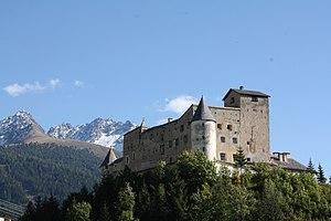 Nauders - Naudersberg Castle