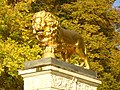 Schlosspark Glienicke - Loewe (Glienicke Palace Park - Lion) - geo.hlipp.de - 29835.jpg