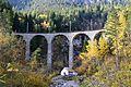 Schmittentobel Viadukt vor Landwasserviadukt.JPG