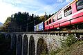 Schmittentobel Viadukt vor Landwasserviadukt .JPG