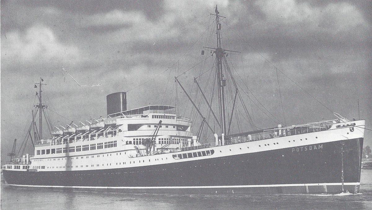 Image result for potsdam ocean liner