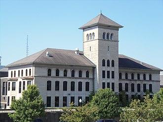 Scott County Jail - 1897 jail