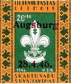Scouts on stamps Detmold displaced persons camp.png