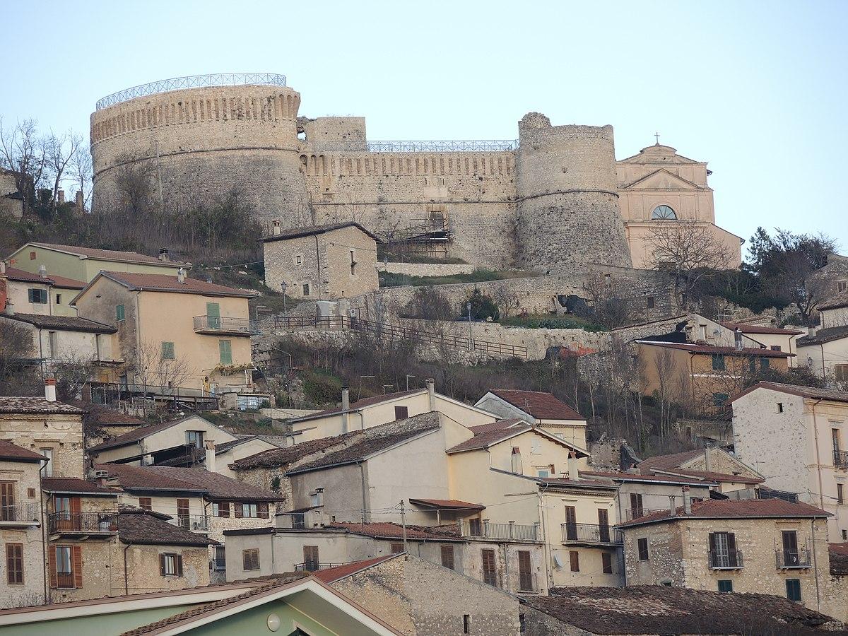 Px Scurcola Marsicana Aq Rocca Orsini