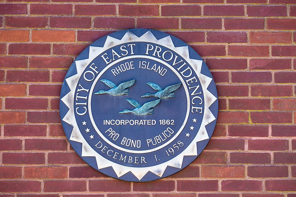 Seal of East Providence, Rhode Island