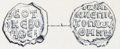 Seal of Ioannes, Bishop of Athens.png