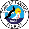 Official seal of Lantana, Florida