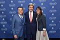 Secretary Kerry, Chairman Saban, and Senior Fellow Rubin Pose for a Photo (11277432534).jpg