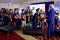 Secretary Kerry Greets Attendees at a YSEALI Sea and Earth Advocate Camp (28580370385).jpg