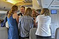 Secretary Pompeo conducts airborne Q&A with Traveling Press (28885146837).jpg
