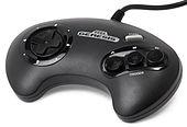 Il primo gamepad a 3 pulsanti del Sega Mega Drive