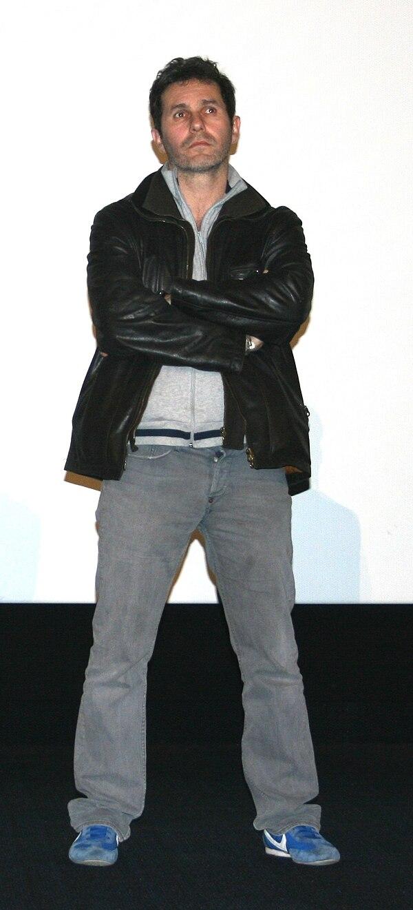 Photo Serge Hazanavicius via Wikidata