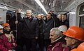 Sergey Sobyanin inside metro train 31.12.2015.jpg