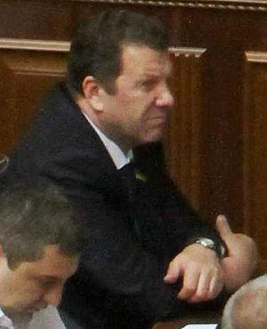 Prime Minister of Crimea - Image: Serhiy Kunitsyn