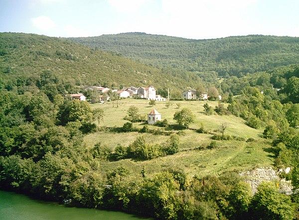 Photo de la ville Serrières-sur-Ain