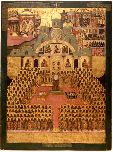Image result for seventh ecumenical council